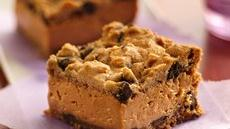 Chocolate Chip-Peanut Butter Squares Recipe