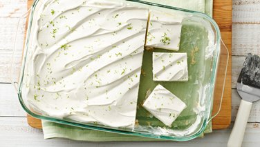 Easy 5-Ingredient Key Lime Pie Bars