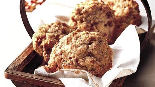 Strawberry Scones recipe from Betty Crocker