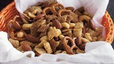 Devilish Snack Mix Recipe