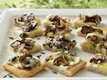 Wild Mushroom Appetizer Pizza