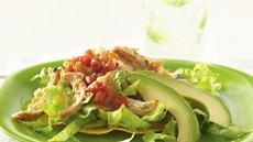 Tostada Chicken Salad Recipe