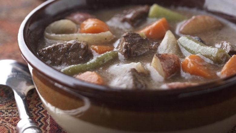 Healthified Hearty Vegetable Beef Stew