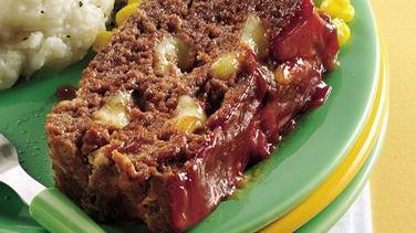 Polka Dot Meat Loaf
