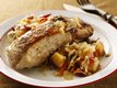 German Pork &amp; Cabbage Casserole