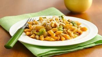 Turkey and Broccoli Pasta