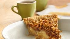 Pear-Walnut Crumble Pie Recipe
