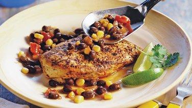 Spicy Mexican Skillet Chicken