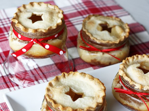 Image of Apple Surprise Mini Pies, Betty Crocker