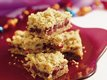 Sour Cream-Cranberry Bars 