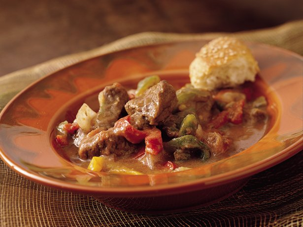 Slow Cooker Cajun Beef Stew