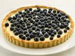 Healthified Blueberry-Lemon Tart