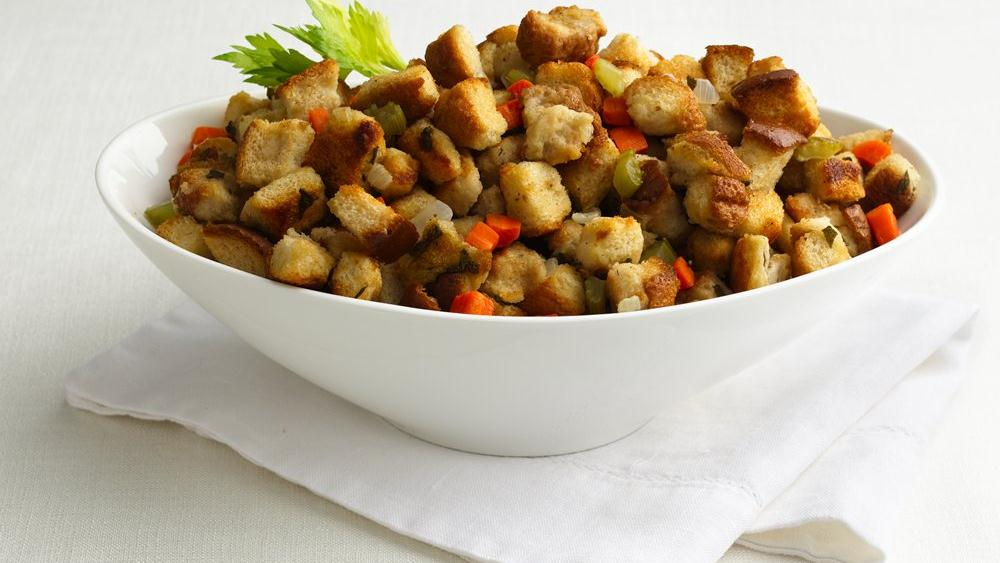 Savory Bread Stuffing