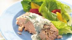 Grilled Dill Salmon Recipe
