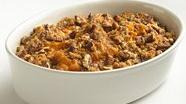 Healthified Sweet Potato Casserole