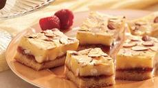 Raspberry-Filled White Chocolate Bars Recipe