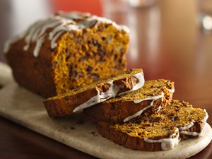 Pumpkin&#32;Chocolate&#32;Chip&#32;Bread