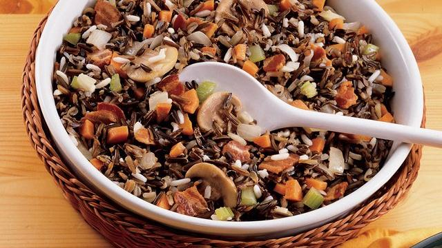 Dad´s Wonderful Wild Rice Casserole