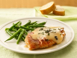 Chicken&#32;Saltimbocca