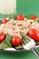 Low Cal Tuna Salad
