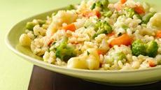 Cheesy Vegetable Risotto Recipe