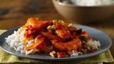 Spicy Shrimp with Sauce Recipe
