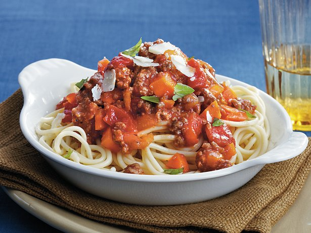 Slow Cooker Two Meat Bolognese
