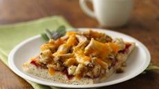 Turkey Dinner Pizza Recipe