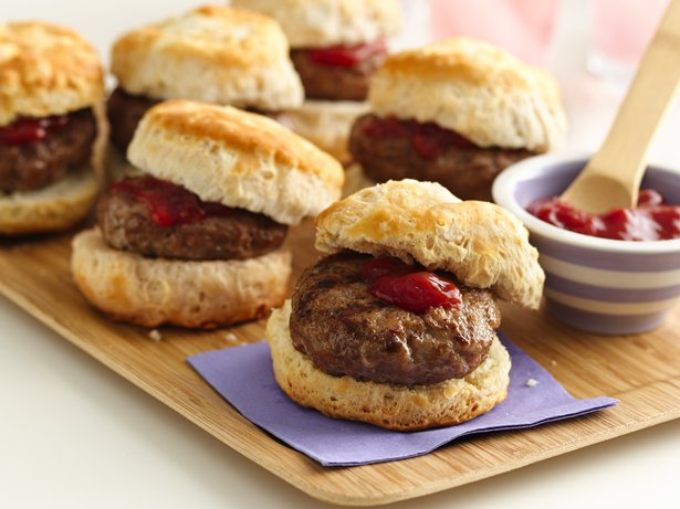 Cajun Grilled Pork Sliders