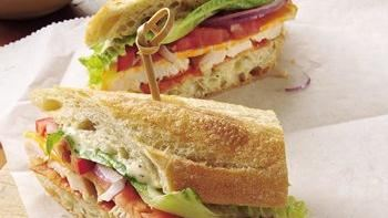 Caesar Chicken Subs
