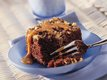 Nutty Chocolate Chip Picnic Cake