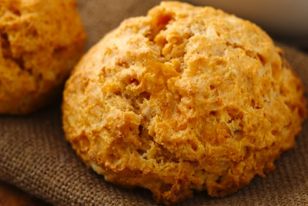 Chipotle Cheddar Corn Biscuits | General Mills Convenience and ...