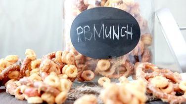 Peanut Butter Munch
