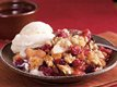Apple-Ginger-Cranberry Crisp