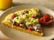 Gluten Free Huevos Rancheros Breakfast Pizza