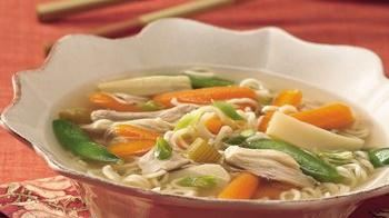 Slow-Cooker Chicken and Ramen Noodle Soup