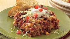 Southwest Lasagna Recipe