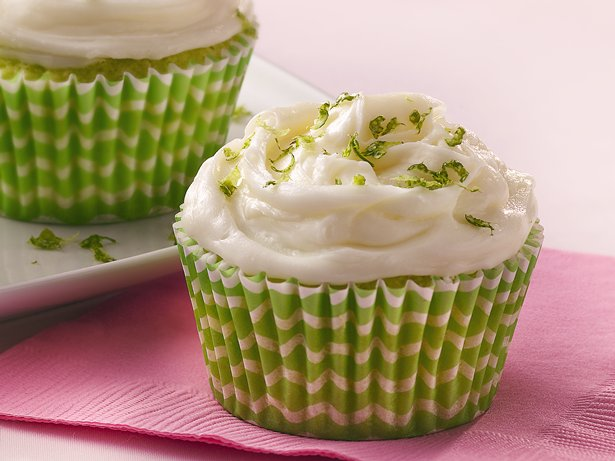 Key Lime Cupcakes recipe from Betty Crocker