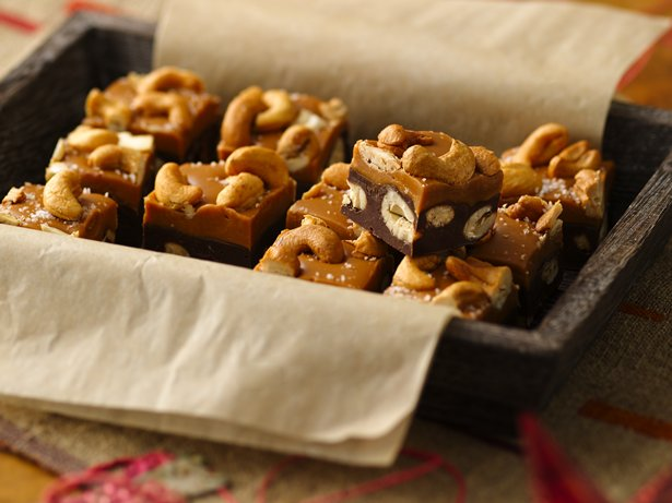 Cajeta Caramel Fudge