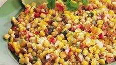 Smoky Ranchero Corn Recipe