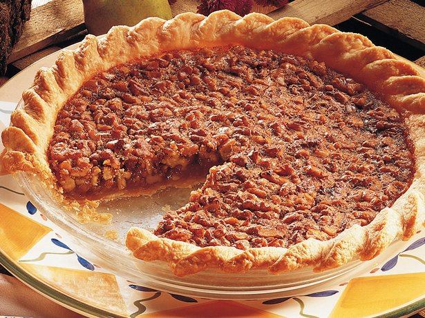 Honey-Walnut Pie
