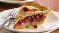 Strawberry-Rhubarb Pie Recipe