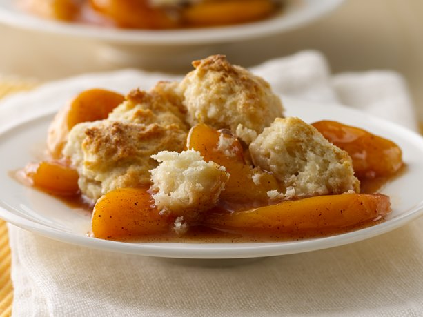 B. Smith&#39;s Peach Cobbler