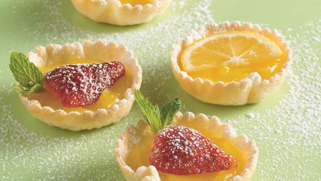 Lemon Mini Tarts