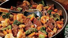 Skillet Beef and Vegetables Recipe