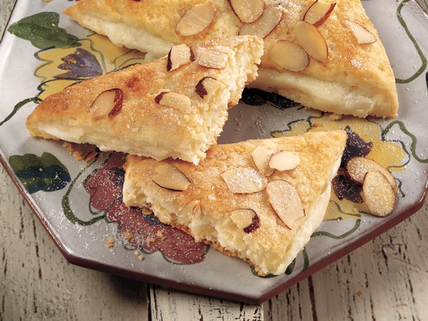 Image of Almond-cream Cheese Triangles, Betty Crocker