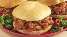 Slow Cooker Turkey Barbecue Sandwiches Recipe