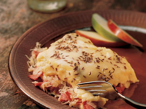 Reuben Casserole