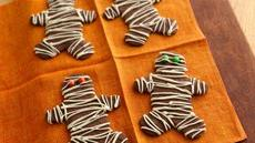 Chocolate Mocha Mummy Cookies Recipe
