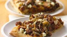 Turkey Confetti Pizza Recipe